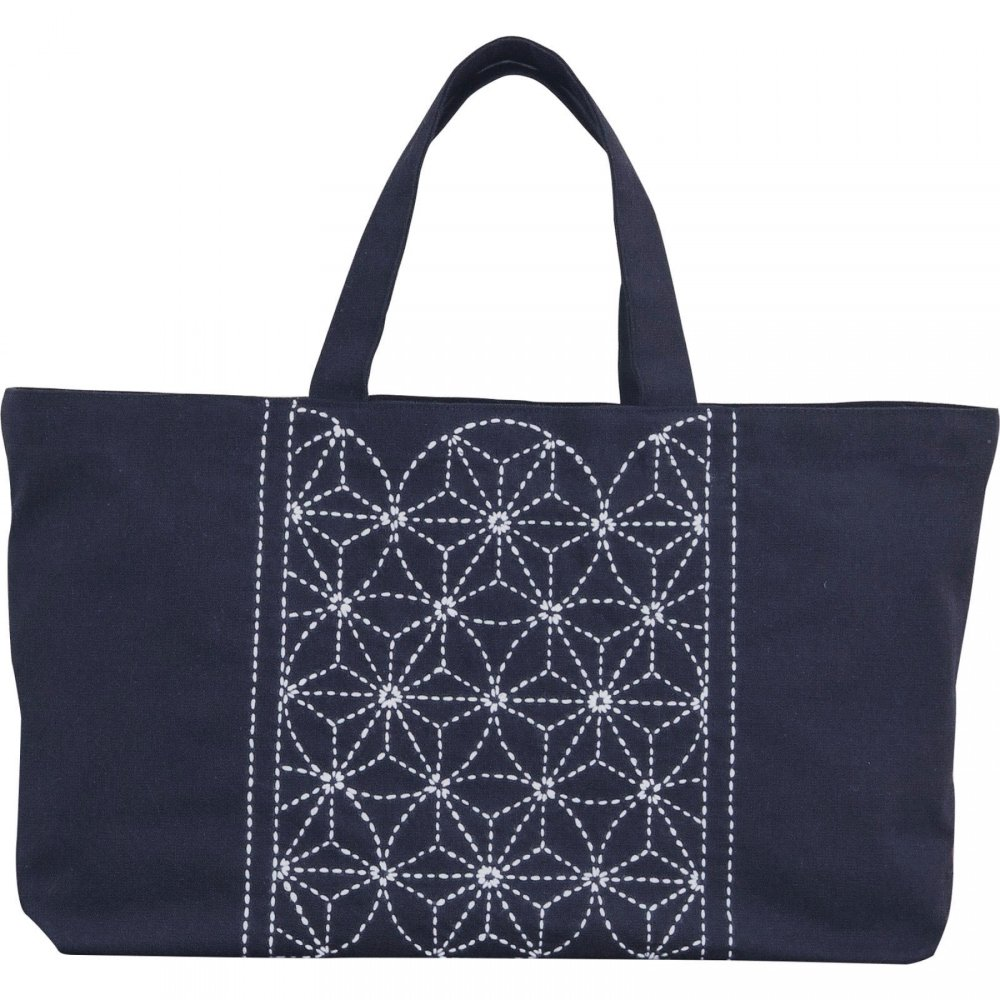 Sashiko Kit - Mini Tote Bag