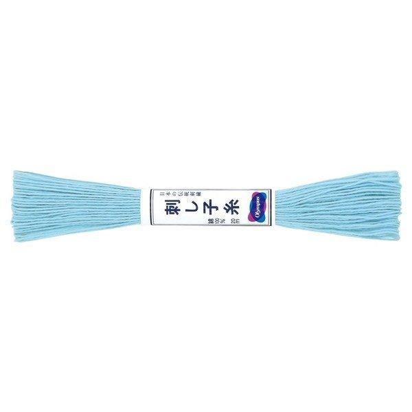 Sashiko Thread - Aqua Blue (#8)