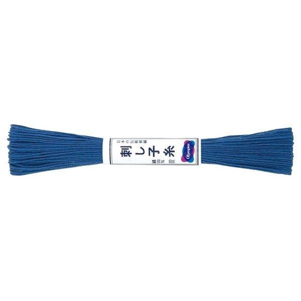 Sashiko Thread - Cobalt Blue (#10)