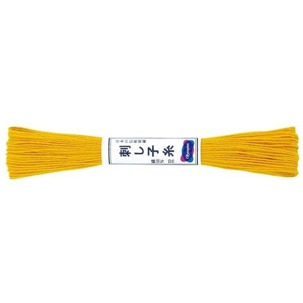 Sashiko Thread - Yellow (#16)