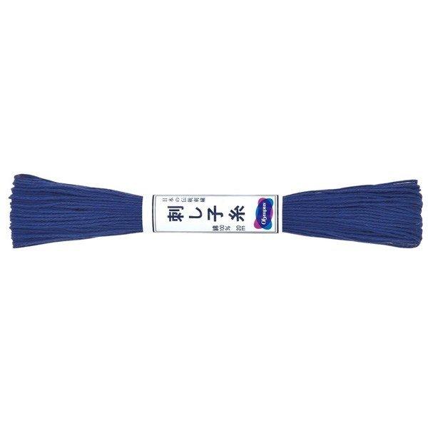 Sashiko Thread - Royal Blue (#18)