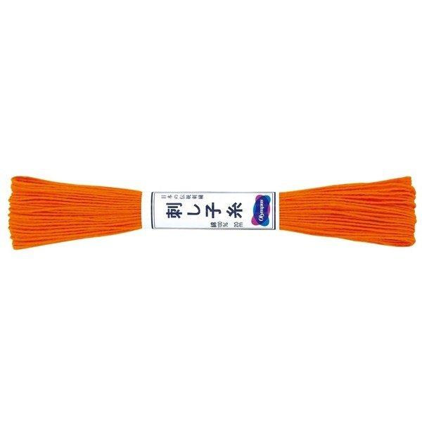 Sashiko Thread - Orange (#22)