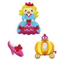 Story Wappen - Cinderella