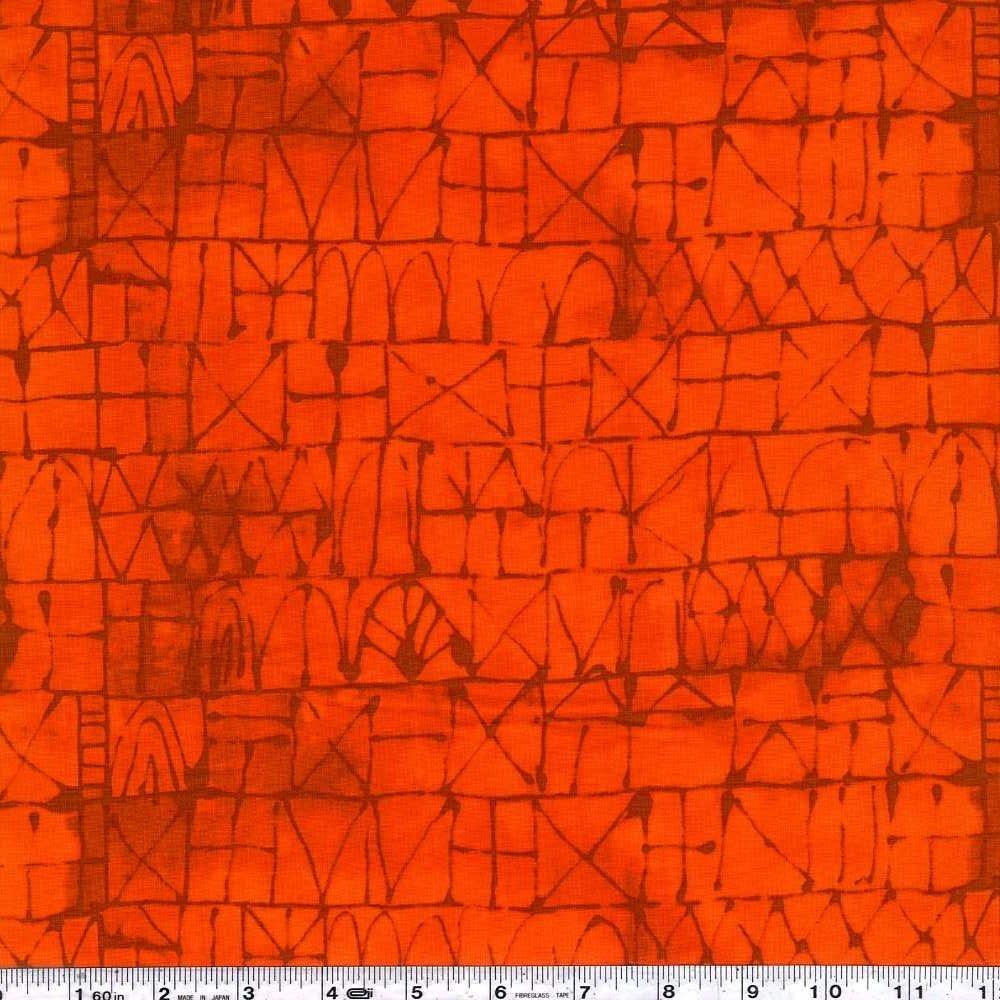 Art History 101 - Graphik Klee - Orange Blossom