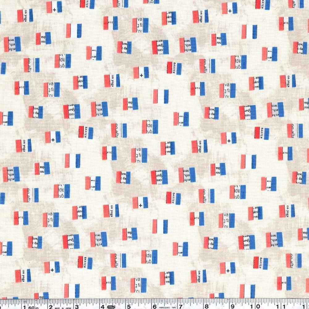 Wonder - French Flags - Sand