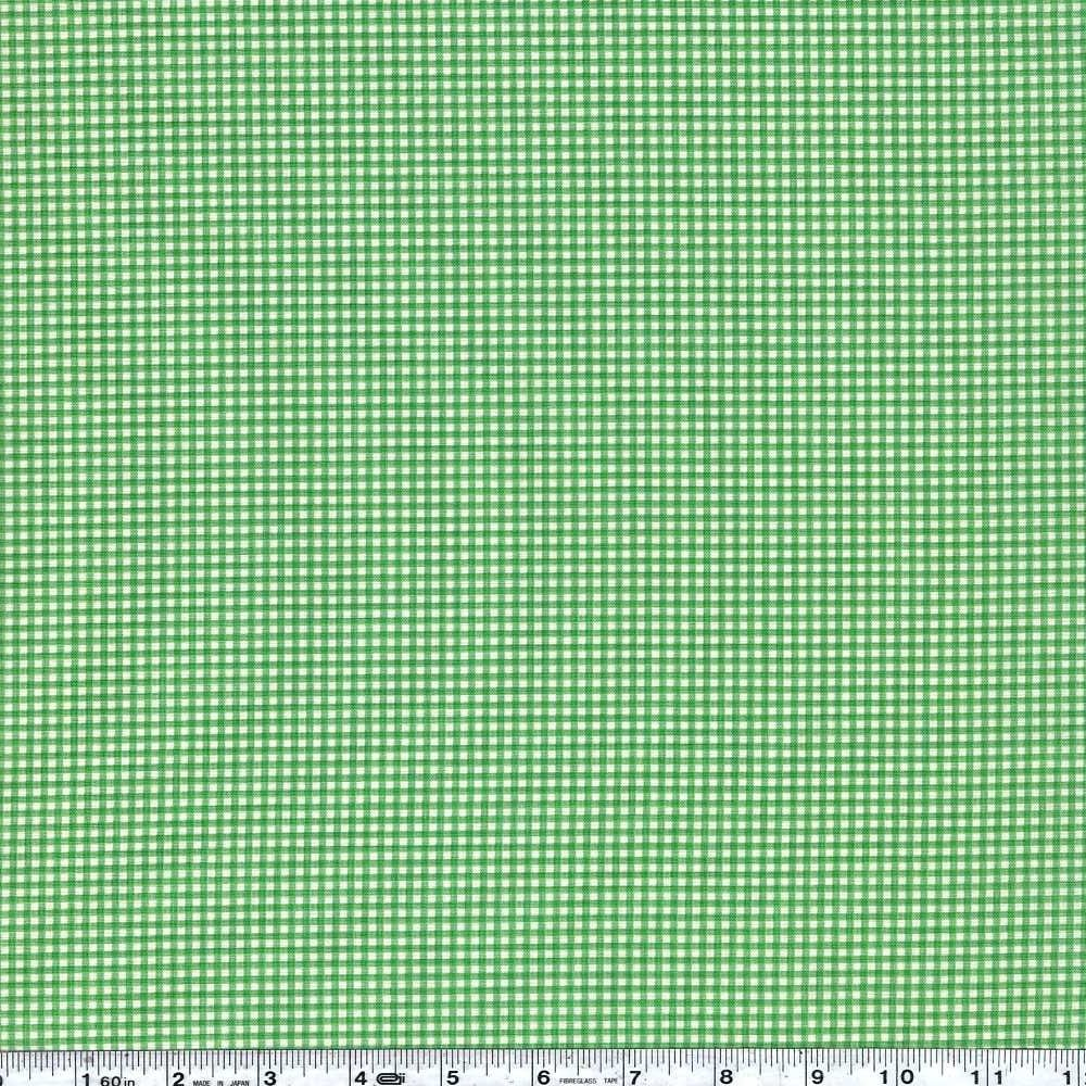 Trixie - Gingham - Kelly Green