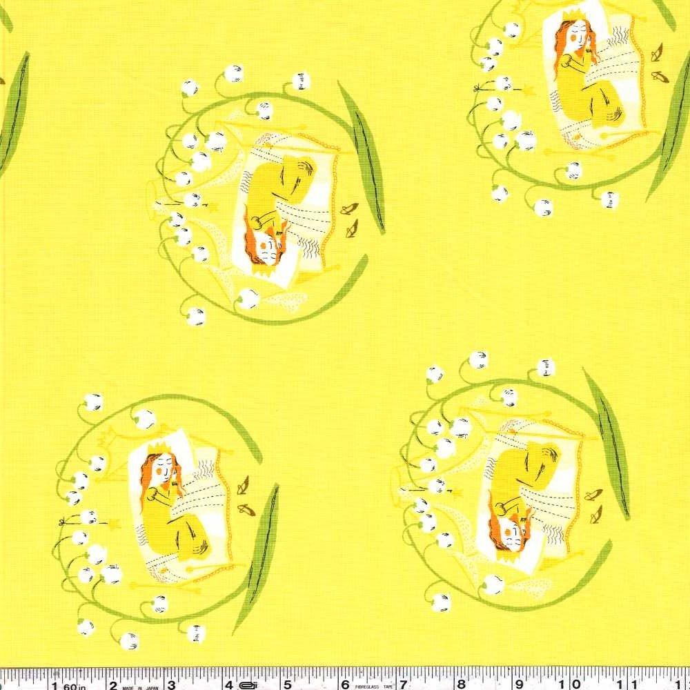 Far Far Away 2 - Sleeping Beauty - Yellow