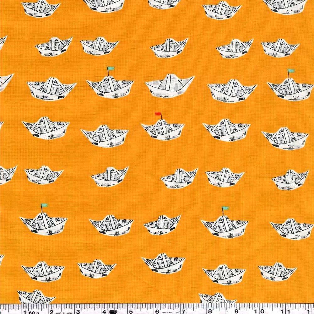 Far Far Away 2 - Newspaper Boats - Orange
