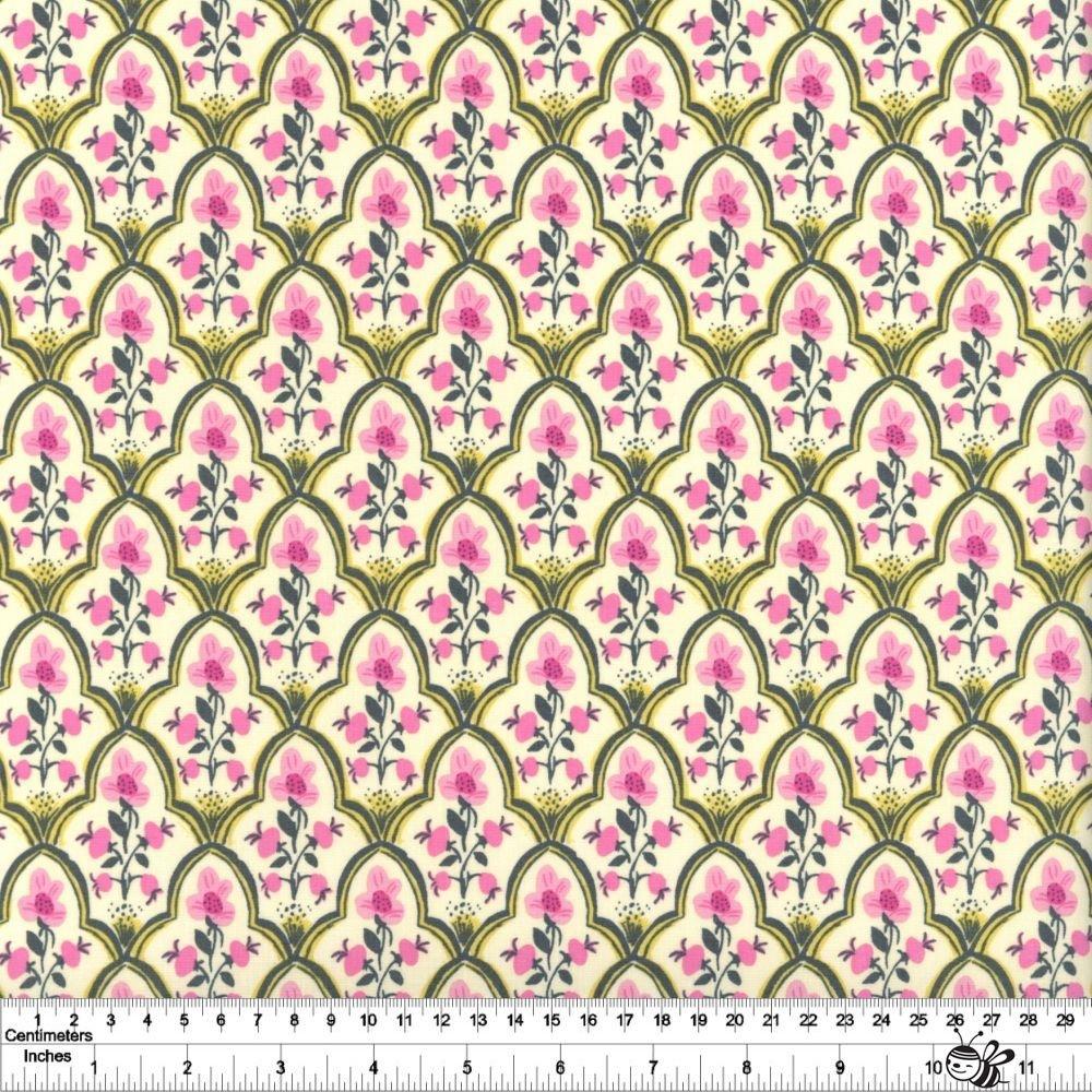 Malibu - Wood Block - Pink