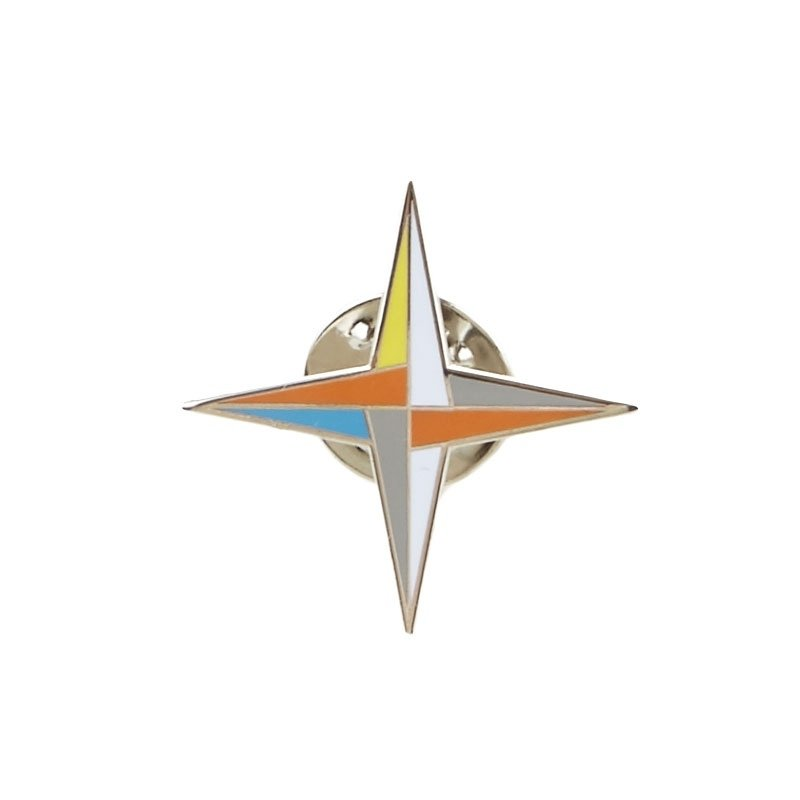 Enamel Pin - Rising Star