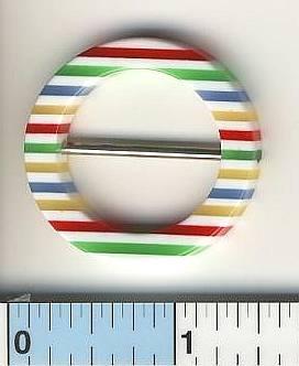 Buckle - Multi Stripes