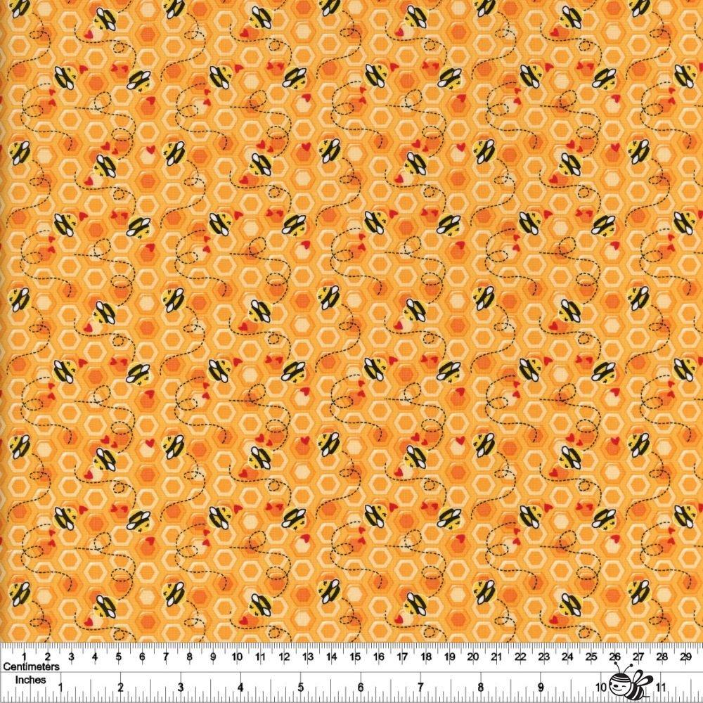 Honey Bee Gnomes - Honeycomb - Honey