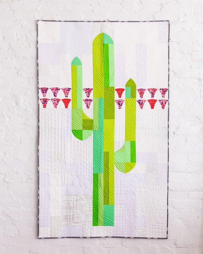 Sew Kind of Wonderful - Mod Cactus