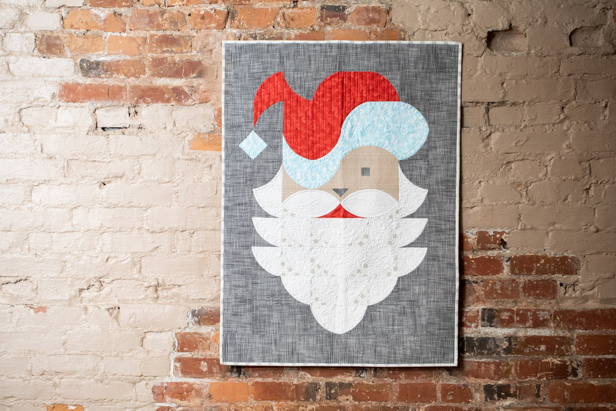 Sew Kind of Wonderful - Posh Santa