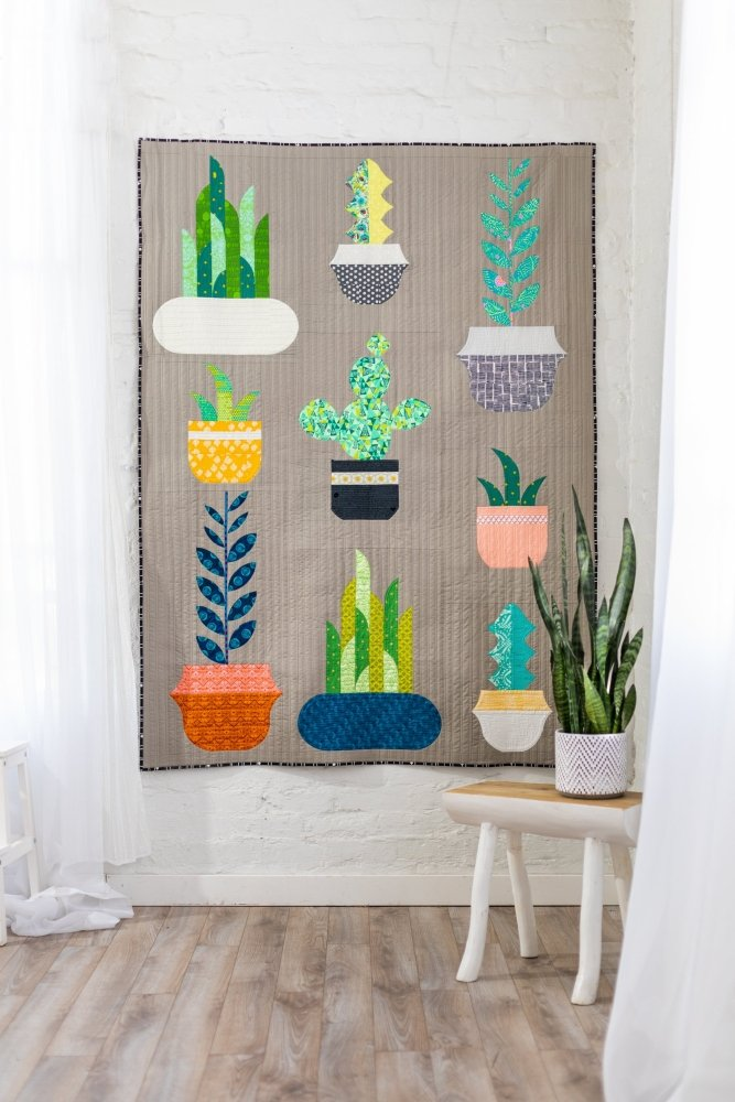 Sew Kind of Wonderful - Plant Life