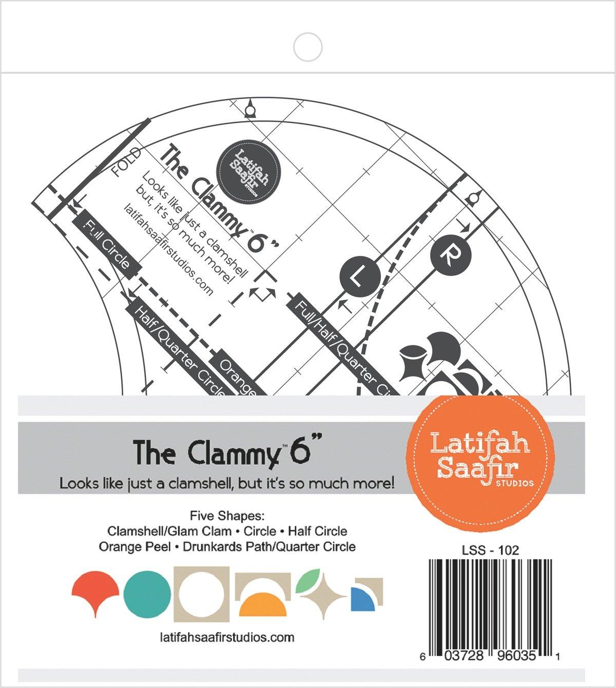 Ruler: The Clammy 6