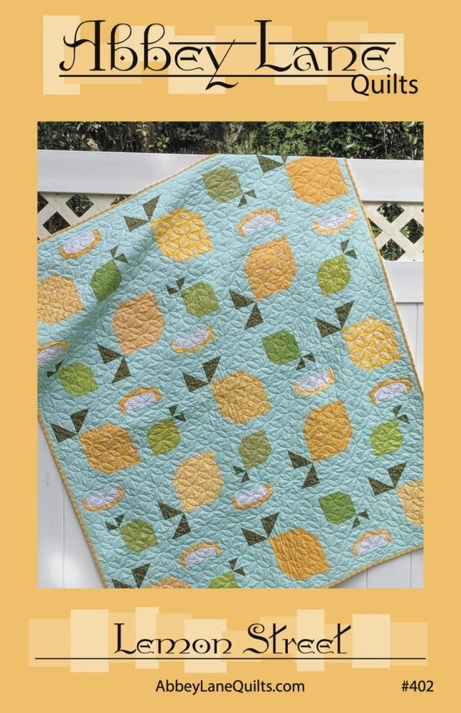 Abbey Lane Quilts - Lemon Street