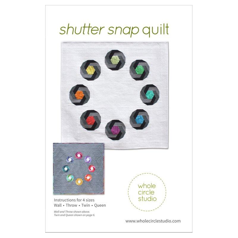Whole Circle Studio - Shutter Snap Quilt