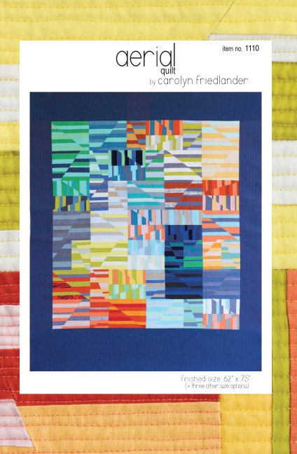 Carolyn Friedlander - Aerial Quilt