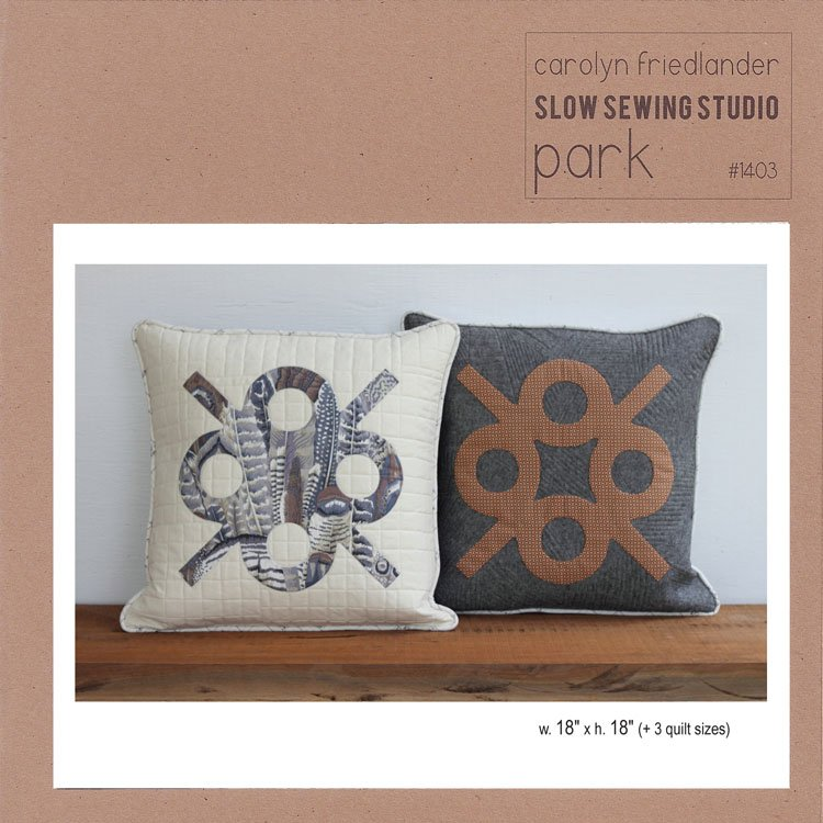Slow Sewing Studio - Park