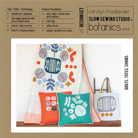 Slow Sewing Studio - Botanics