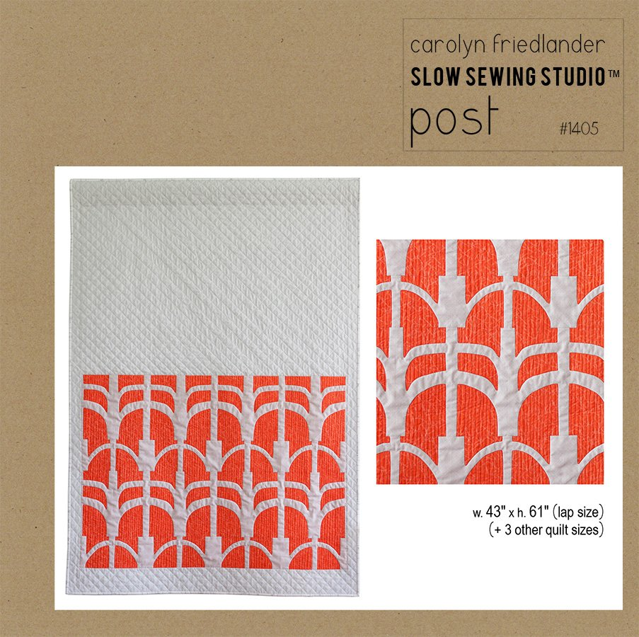 Slow Sewing Studio - Post