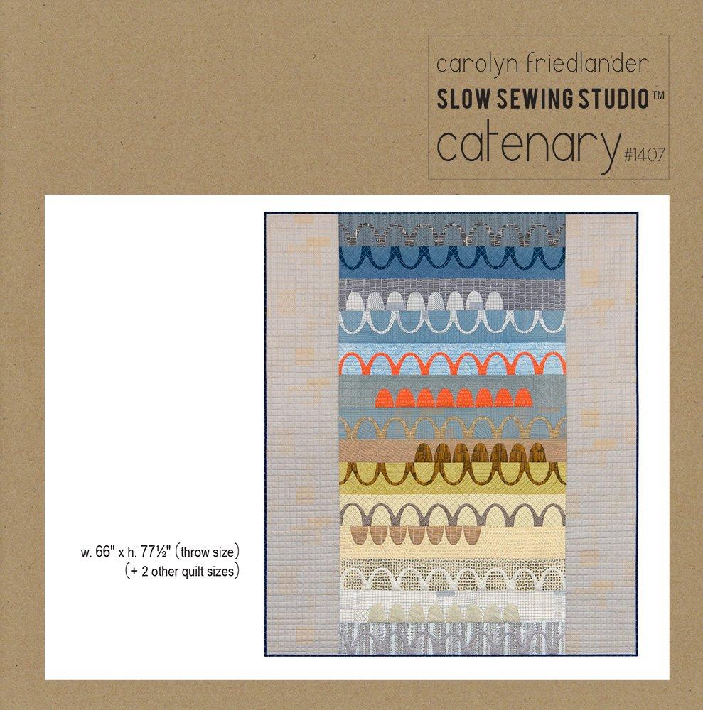 Slow Sewing Studio - Catenary