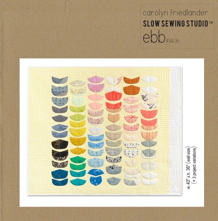 Slow Sewing Studio - Ebb