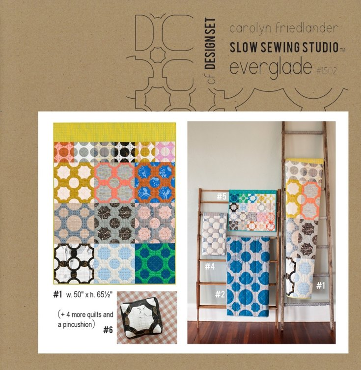 Slow Sewing Studio - Everglade