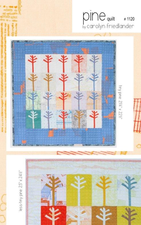 Carolyn Friedlander - Pine Quilt