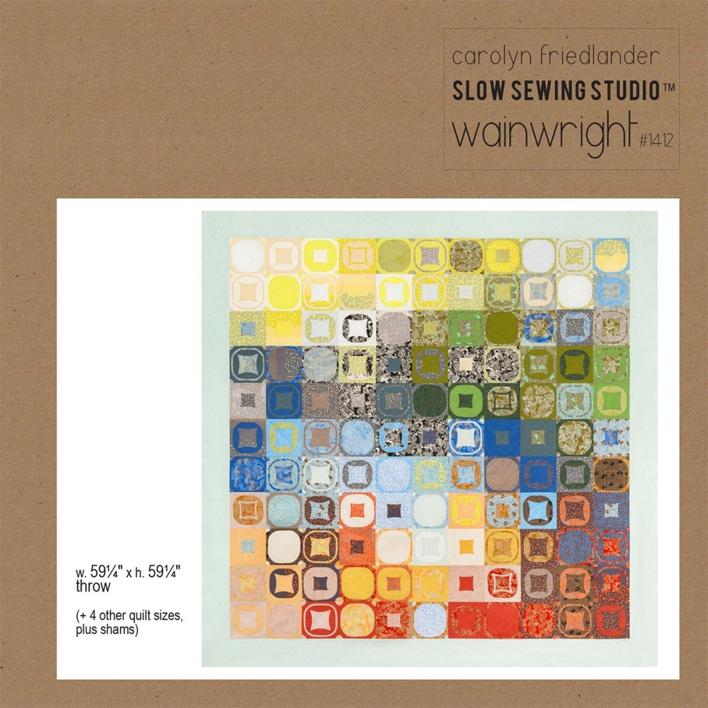 Slow Sewing Studio - Wainwright