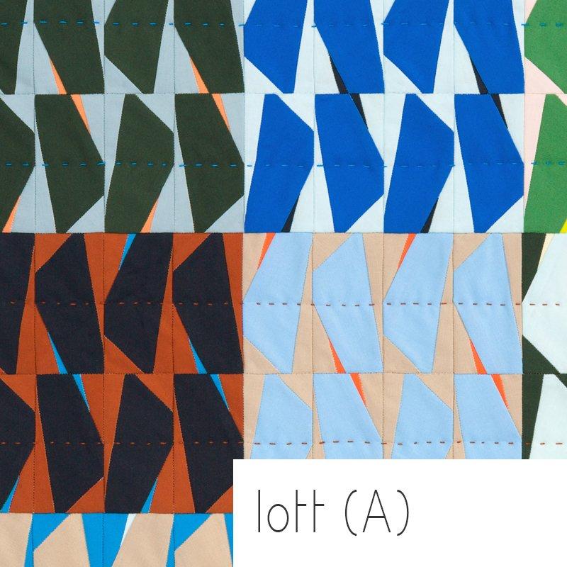 Carolyn Friedlander - Lott (A) Quilt