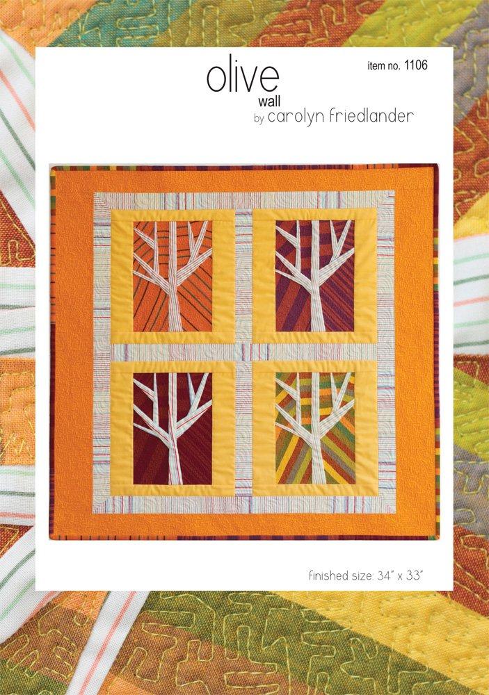 Carolyn Friedlander - Olive Quilt