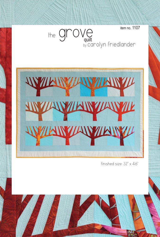 Carolyn Friedlander - Grove Quilt