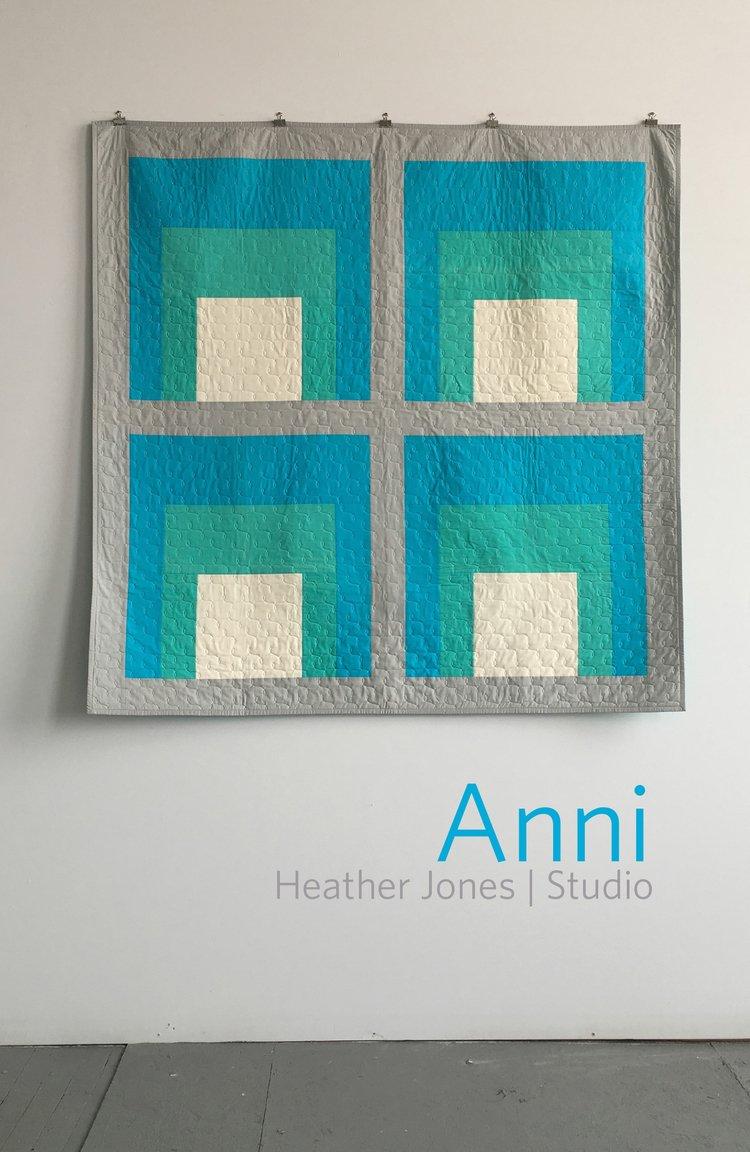 Heather Jones Studio - Anni