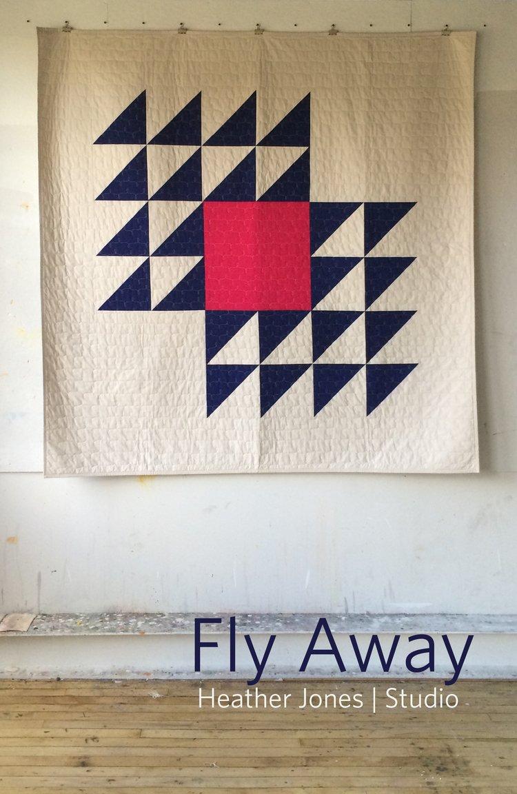 Heather Jones Studio - Fly Away