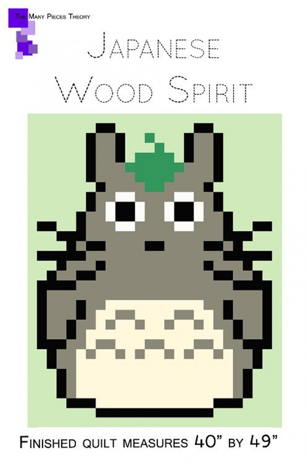 Quiltoni - Japanese Wood Spirit