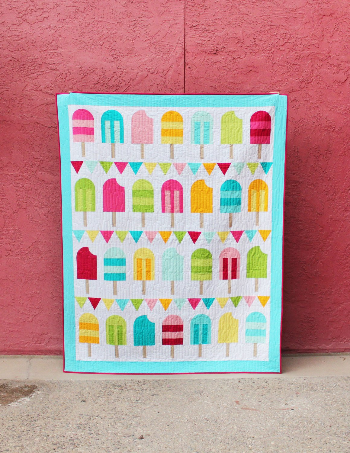 Hello Melly Designs - Popsicle Parade