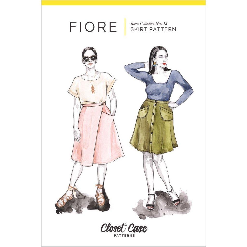 Closet Case Patterns - Fiore Skirt