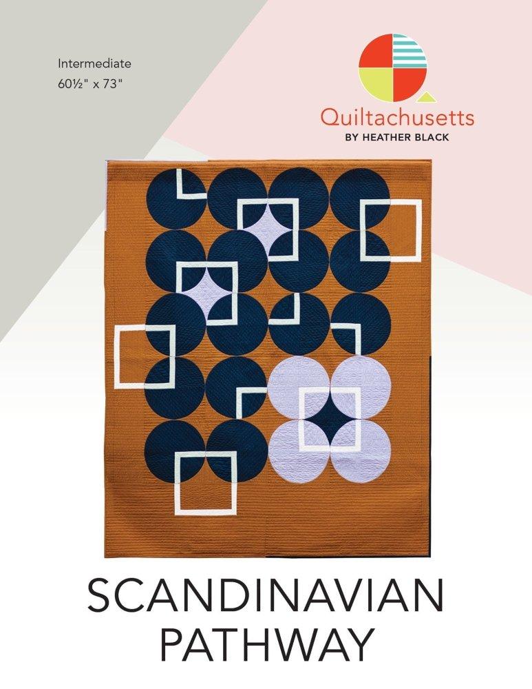 Quiltachusetts - Scandinavian Pathway