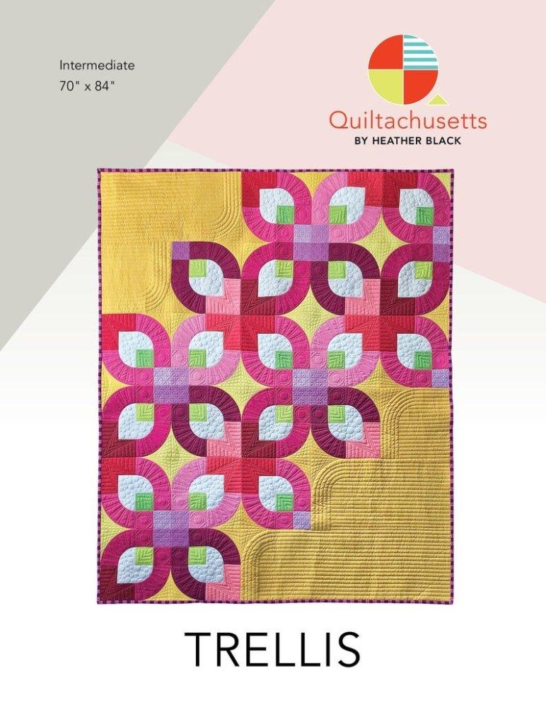 Quiltachusetts - Trellis