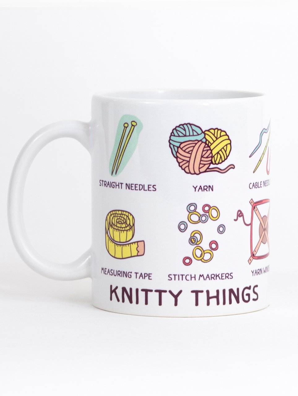 Knitty Things Mug