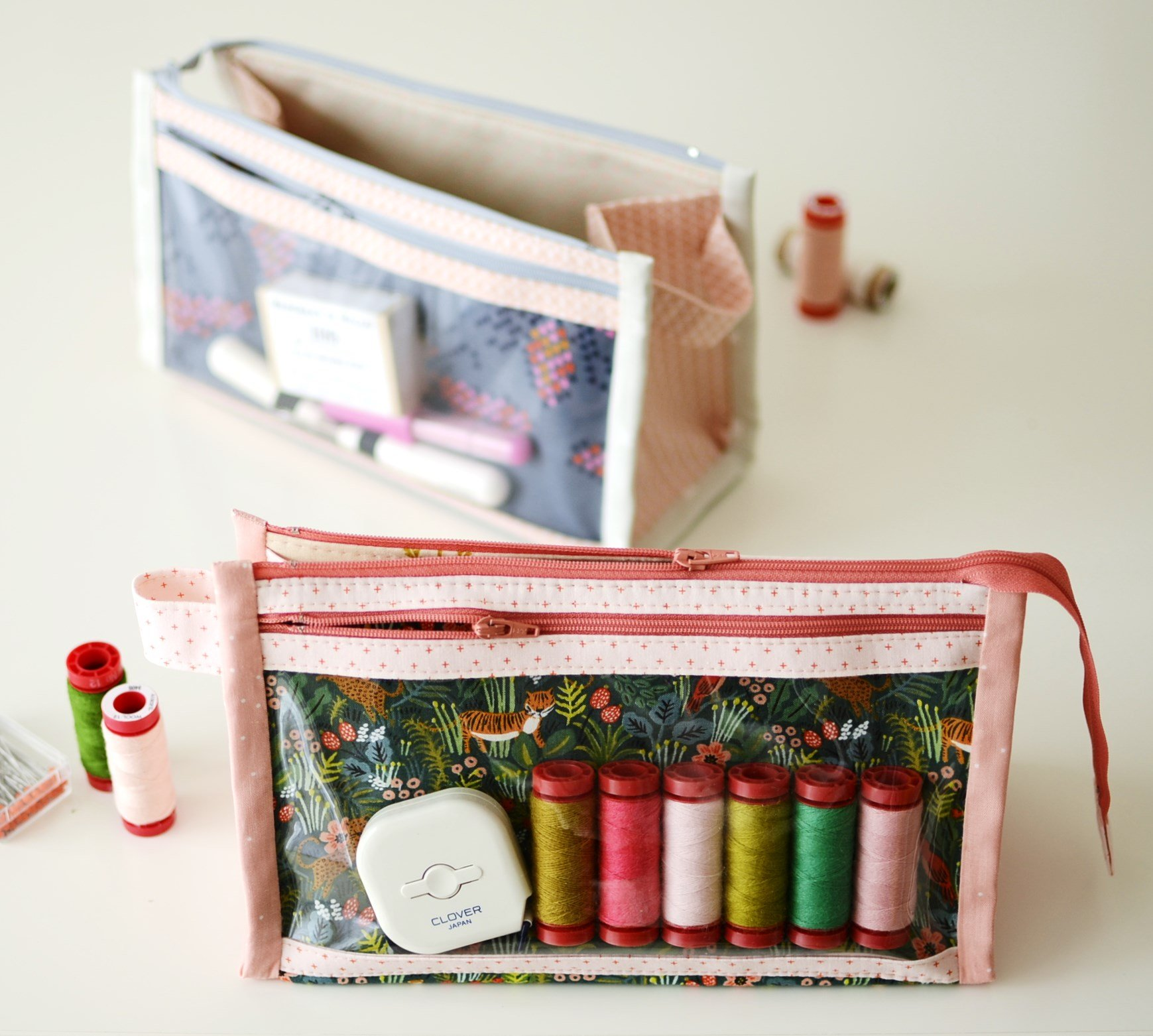 Aneela Hoey - Inside-Outside Pouch