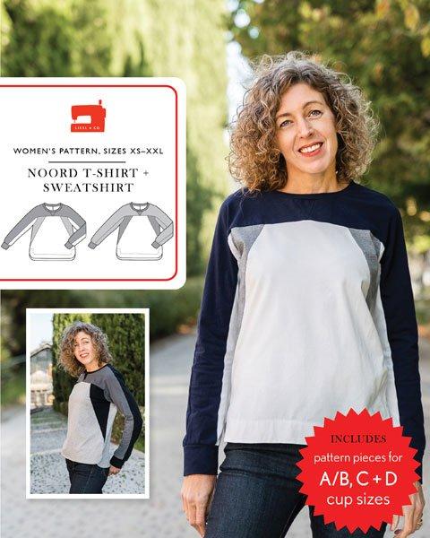 Liesl + Co. - Noord T-Shirt + Sweatshirt