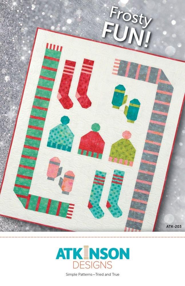 Atkinson Designs - Frosty Fun