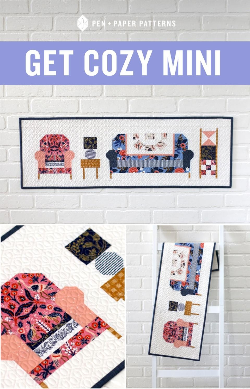 Pen + Paper Patterns - Get Cozy Mini
