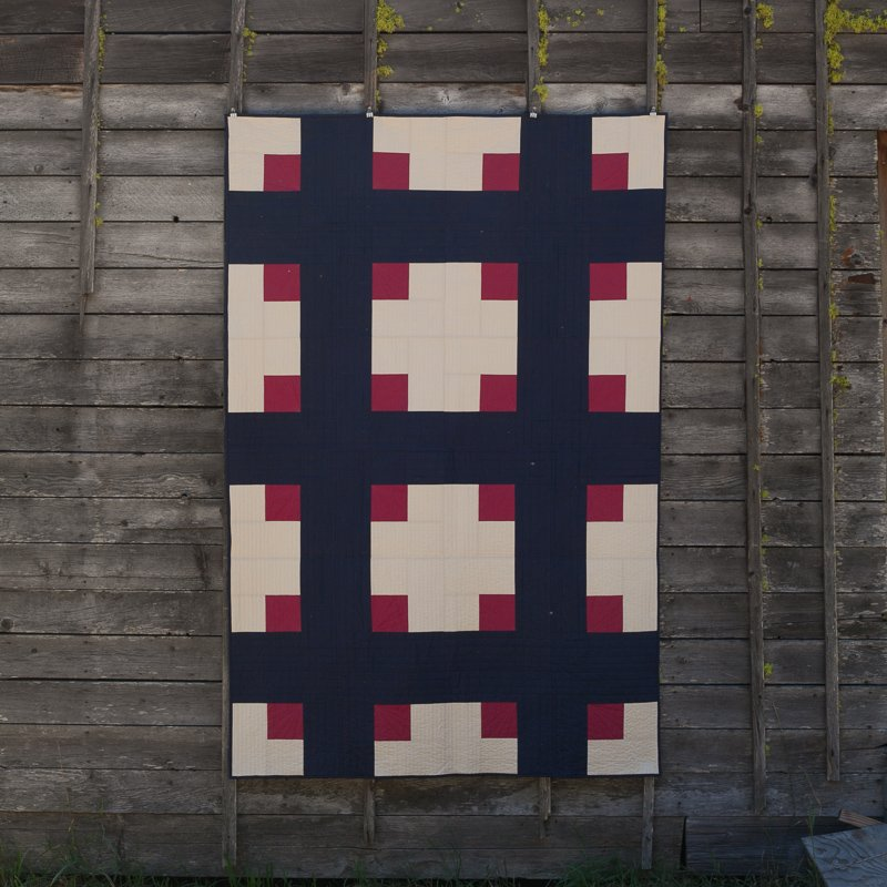 Quilt Theory - Cross Cabins