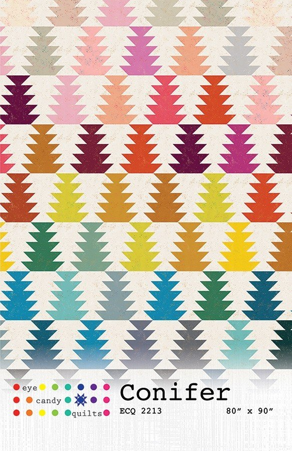 Eye Candy Quilts - Conifer