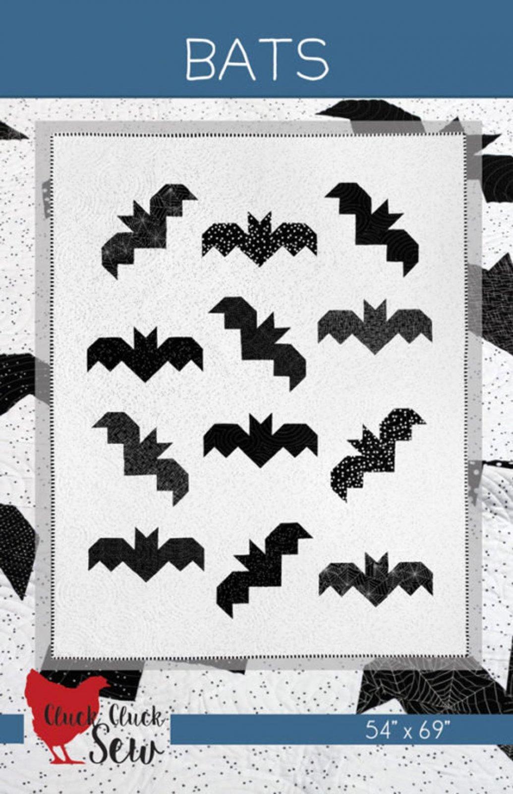 Cluck Cluck Sew - Bats