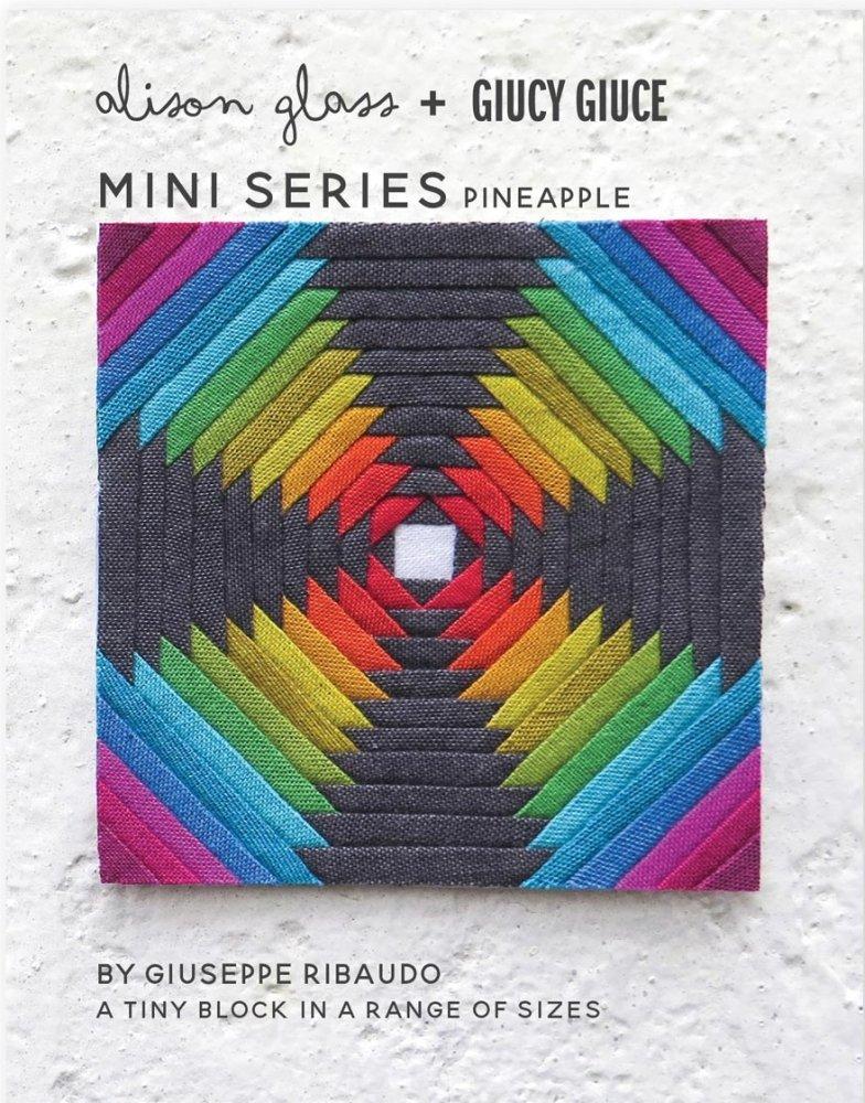 Alison Glass + Giucy Giuce - Mini Series - Pineapple